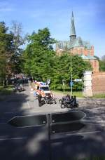 Bild 392 vom Bikergottesdienst Bad Doberan 2009