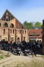 Bild 395 vom Bikergottesdienst Bad Doberan 2009