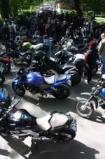 Bild 420 vom Bikergottesdienst Bad Doberan 2009
