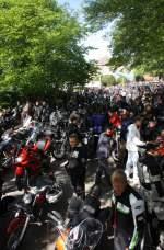 Bild 421 vom Bikergottesdienst Bad Doberan 2009