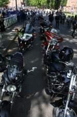 Bild 428 vom Bikergottesdienst Bad Doberan 2009