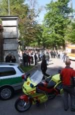 Bild 431 vom Bikergottesdienst Bad Doberan 2009