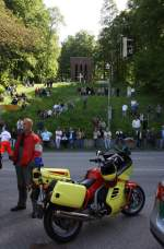 Bild 433 vom Bikergottesdienst Bad Doberan 2009