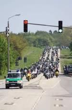 Bild 455 vom Bikergottesdienst Bad Doberan 2009