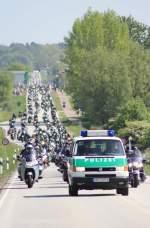 Bild 465 vom Bikergottesdienst Bad Doberan 2009