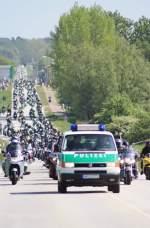 Bild 466 vom Bikergottesdienst Bad Doberan 2009
