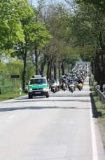Bild 470 vom Bikergottesdienst Bad Doberan 2009