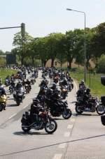 Bild 481 vom Bikergottesdienst Bad Doberan 2009