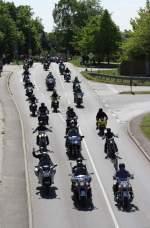 Bild 488 vom Bikergottesdienst Bad Doberan 2009