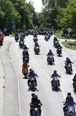 Bild 490 vom Bikergottesdienst Bad Doberan 2009