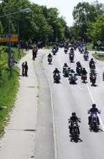 Bild 492 vom Bikergottesdienst Bad Doberan 2009