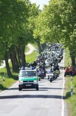 Bild 550 vom Bikergottesdienst Bad Doberan 2009