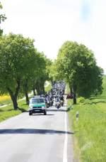 Bild 551 vom Bikergottesdienst Bad Doberan 2009