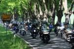 Bild 617 vom Bikergottesdienst Bad Doberan 2009