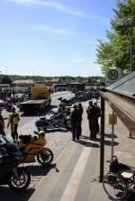 Bild 858 vom Bikergottesdienst Bad Doberan 2009