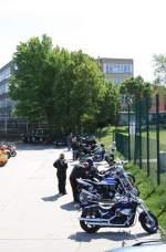 Bild 866 vom Bikergottesdienst Bad Doberan 2009