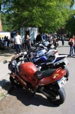 Bild 881 vom Bikergottesdienst Bad Doberan 2009